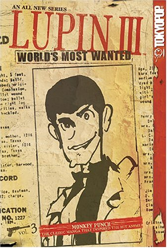 Lupin III: World's Most Wanted, Vol. 3: Monkey Punch