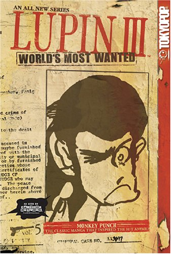 9781595320742: Lupin III - World's Most Wanted 5