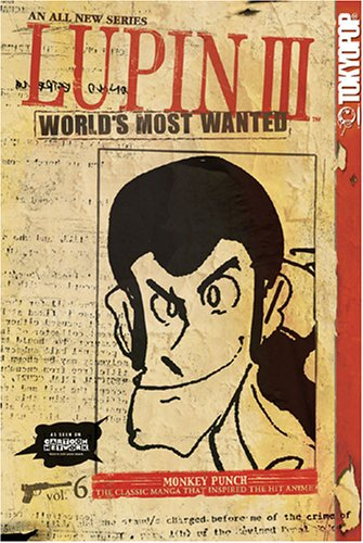 9781595320759: Lupin III: World's Most Wanted, Vol. 6