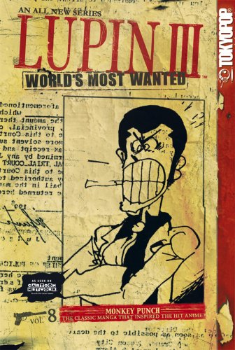 9781595320773: Lupin III - World's Most Wanted Volume 8
