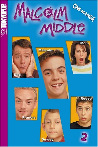 9781595320841: Malcolm in the Middle Volume 2 (Malcolm in the Middle Cine-Manga)
