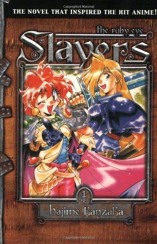 9781595320940: Slayers Text, Vol. 1: The Ruby Eye