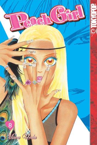 Peach Girl Authentic Volume 8: Miwa Ueda