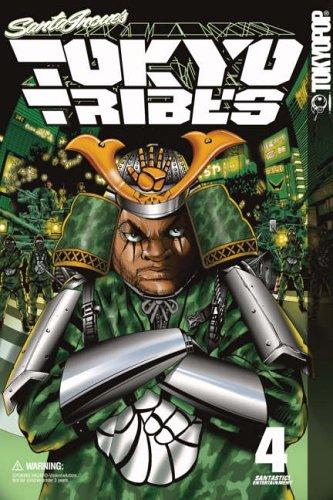 9781595321893: Tokyo Tribes: Volume 4