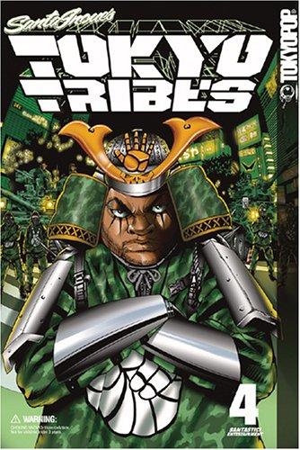 9781595321893: Tokyo Tribes, Vol. 4