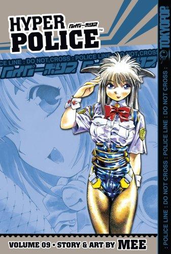 9781595323026: Hyper Police Volume 9