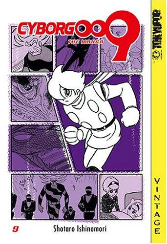 Cyborg 009 Vol. 9 by Shot Ishinomori (2005, Paperback, Revised): Shotaro Ishinomori