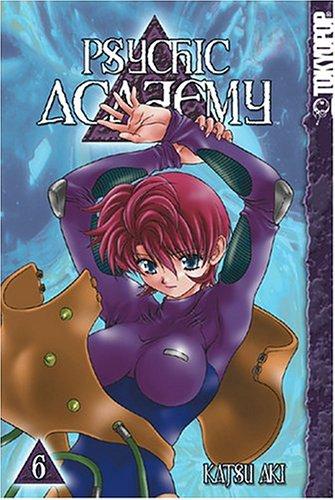 9781595324252: Psychic Academy, Vol. 6