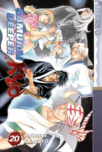 9781595324603: Samurai Deeper Kyo Volume 20