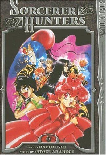 9781595324993: Sorcerer Hunters, Vol. 6