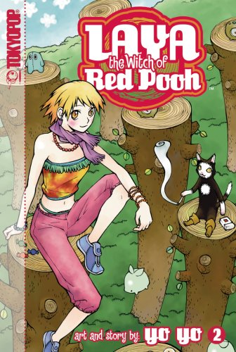 9781595325495: Laya, the Witch of Red Pooh Volume 2 (v. 2)