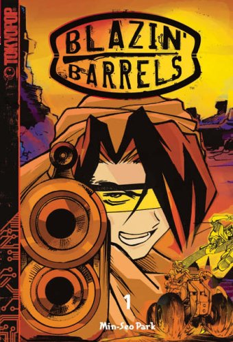 9781595325587: Blazin' Barrels: v. 1