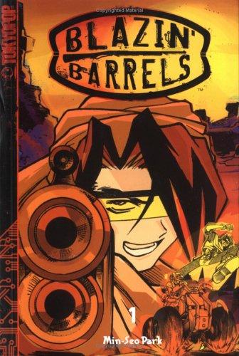 9781595325587: Blazin' Barrels Volume 1 (Blazin' Barrels (Graphic Novels)) (v. 1)