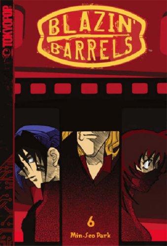 9781595325631: Blazin Barrels 6 (Blazin' Barrels) (v. 6)