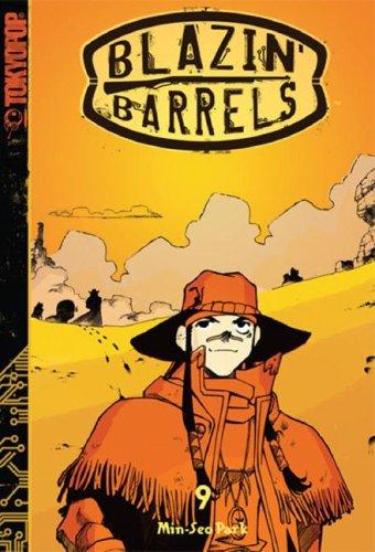 9781595325662: Blazin' Barrels Volume 9 (Blazin' Barrels (Graphic Novels)) (v. 9)