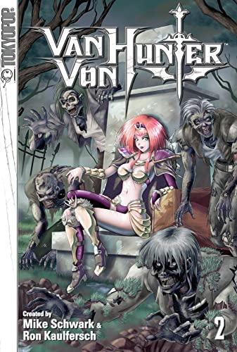 Van Von Hunter: Mike Schwark (Illustrator)