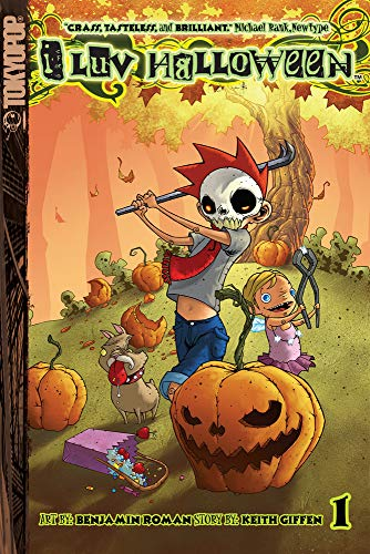 9781595328311: I Luv Halloween, Volume 1