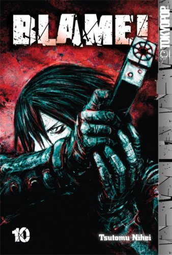 Blame! Vol. 10: Tsutomu Nihei