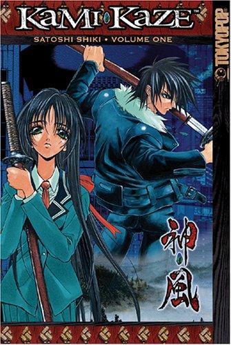 9781595329240: Kami-Kaze Volume 1