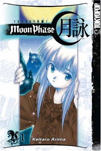 9781595329486: Tsukuyomi: Moon Phase Volume 1: Moon Phase: V. 1