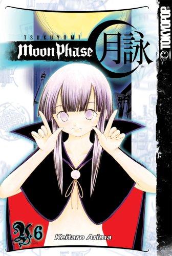 Tsukuyomi: Moon Phase Volume 6: Arima Keitaro, Jeffrey