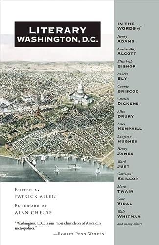 9781595340788: Literary Washington, D.C. (Literary Cities)