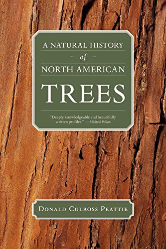 9781595341662: A Natural History of North American Trees (Donald Culross Peattie Library)