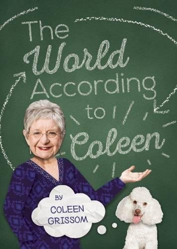 The World According to Coleen: Grissom, Coleen