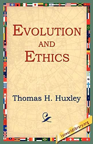 9781595401229: Evolution and Ethics