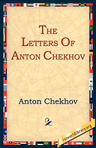 9781595402028: The Letters of Anton Chekhov