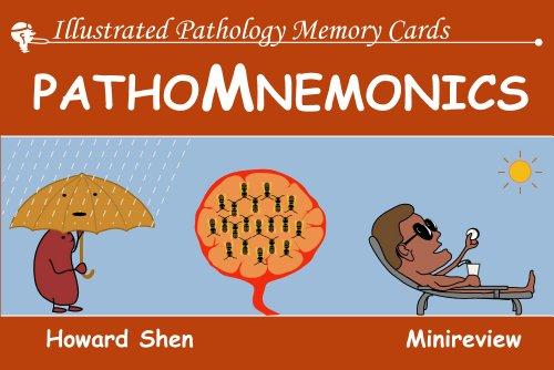 9781595411068: Illustrated Patholgy Memory Cards: PathoMnemonics