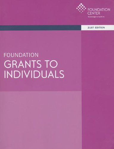 Foundation Grants to Individuals: n/a