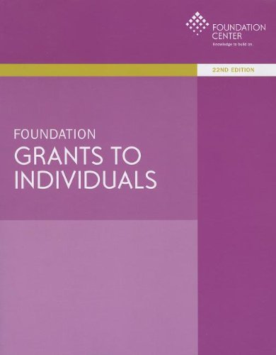 9781595424181: Foundation Grants to Individuals