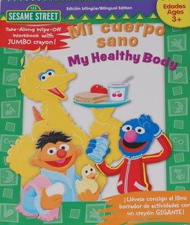 Mi Cuerop Sano/ My Healthy Body: Wipe-off: Rotsky, Leslie