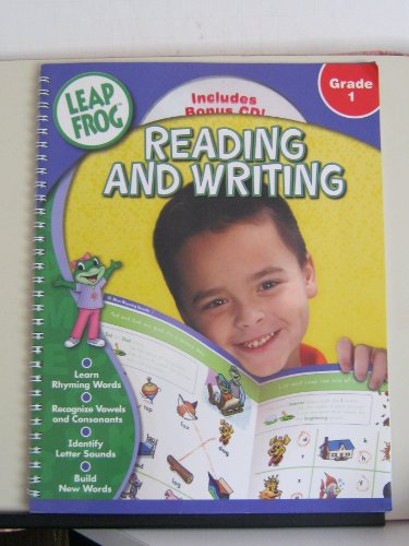 Leapfrog First Grade Reading and Writing with CDROM: Leap Frog