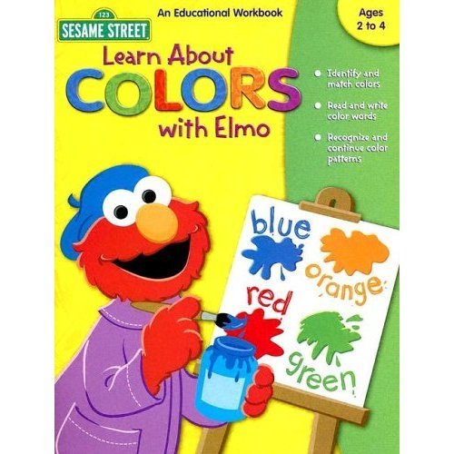 Sesame Street Colors with Elmo an Educational: Horizons, Learning