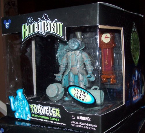 Disney The Haunted Mansion Glow In The