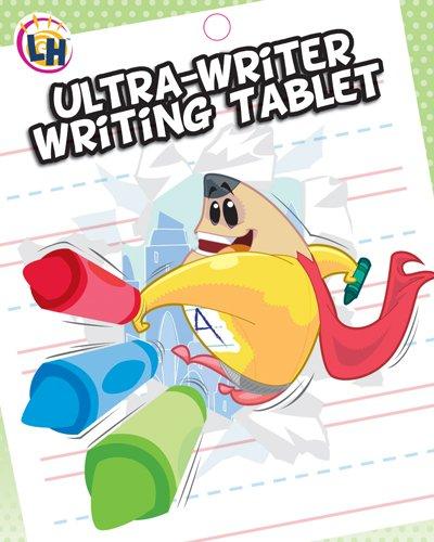 Superhero Writing Tablet: Horizons, Learning
