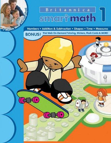 SmartMath Workbooks: Grade 1 (New Britannica Smartmath: Horizons, Learning