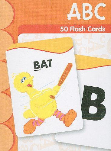 9781595455918: Sesame Street ABC Flash Cards