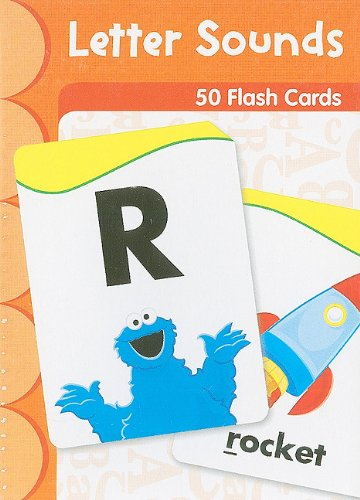 9781595455949: Sesame Street Letter Sounds Flash Cards