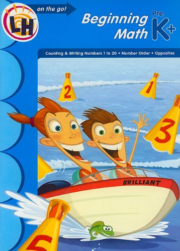 Learn On The Go Workbooks: Beginning Math: Horizons, Learning