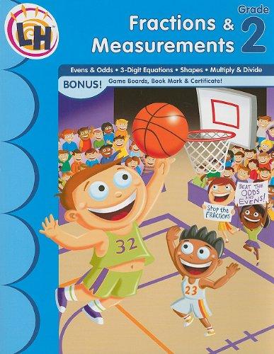9781595456175: Skill Builders - Fractions & Measurements Grade 2 (Skill Builders Math)