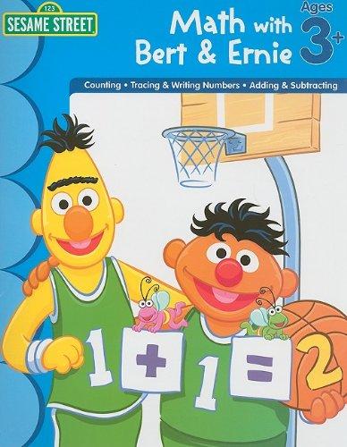 9781595456373: Sesame Workbook - Math With Bert & Ernie (Sesame Street (Learning Horizons))