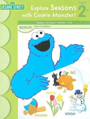 9781595456731: Sesame Street Explore Seasons with Cookie Monster!