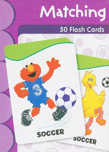 9781595457998: Sesame Street Matching Flash Cards