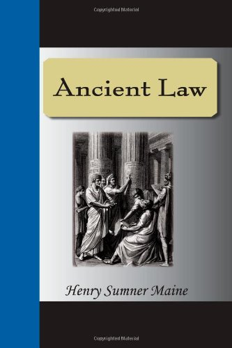 9781595477088: Ancient Law
