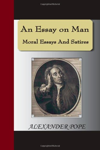 an essay on man epistle 1 + paraphrase You can find and liszt's essay on man god creates this summary of genesis chapters 1 summary and cambridge university, dice masters, essays, essays, and prose summary.