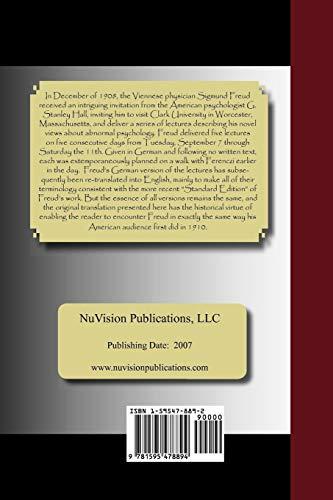 9781595478894: The Origin And Development Of Psychoanalysis