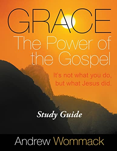 9781595480668: Grace: The Power of the Gospel Study Guide